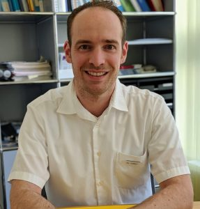 Leitung der Fachpraxis: Dr. med. Sebastian Oeller